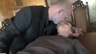 Fabulous amateur Slave, Fetish sex video