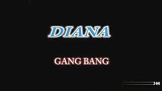 MSTX - DIANA COUGAR GANG BANG