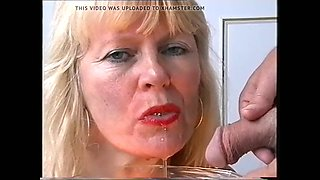 mature homemade piss and cum