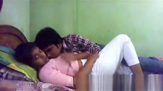 Busty Desi Indian Innocent College GF Fucked by BF