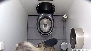 Hidden Cam in Toilets Bowl