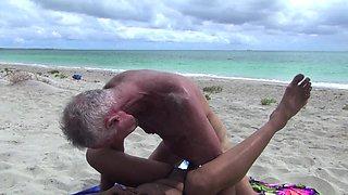 Sex on a Nude Beach in Australia