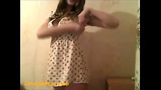 omegle innocent teen live show