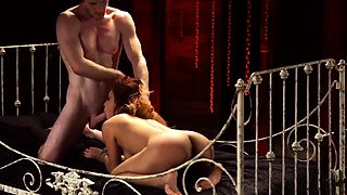 French gangbang extreme first time Poor little Jade Jantzen,