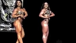 Eva Andressa Vieira competindo em body fitness (360p 30fps H264 128kbit AAC)