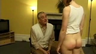 Spanked by Daddy