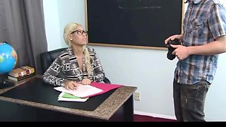 teacher under control