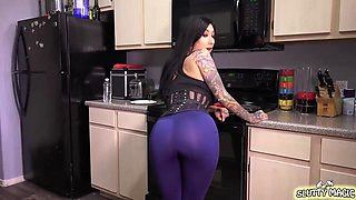 Lily Lane Jerks Off Her Twin Brother Lance Hart