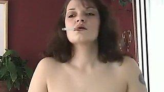 Smoking Angel
