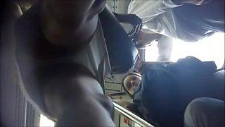 Debajo de la falda y apoyon tren 04