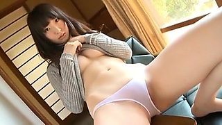 softcore asian panty and bikini tease