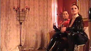 Fabulous homemade Fetish, Femdom sex movie
