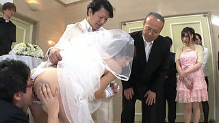 Seconds!!!! Gangbang bride clips absolutamente