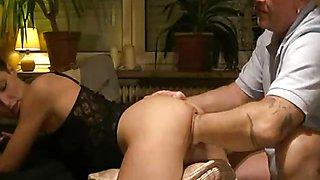 Fisting mature wifes cavernous wet hole
