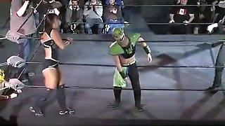 Intergender Wrestling 2
