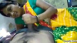 Hindu wife blowjob circumcised penis