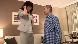Horny Japanese model Minami Kijima, Mika Osaki, Mau Morikawa in Amazing Facial, Fingering JAV video