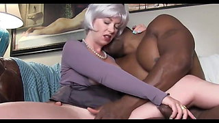 Sexy Blonde Wife and Her Shy BOSS