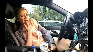Public – Paulina Gets Parking Lot Cum