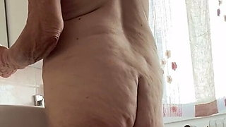 Granny 80 years and want to fuck ?