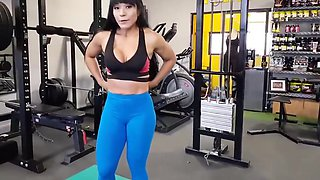 Yes!!! Fitness hot ass hot cameltoe 133