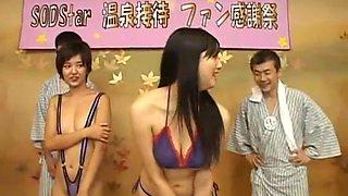 Sakura Aida,Saori Hara,Azusa Itagaki,Sasa Handa in Fan Thanksgiving 4 Hours