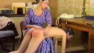 Vintage Housmother's Discipline