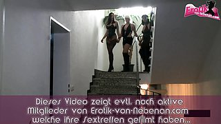 german first time housewife gangbang casting orgy