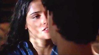 Salma hayek best of hot kiss 9 minutes