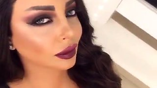 Arab Star Rola Yammout Hot Sexy