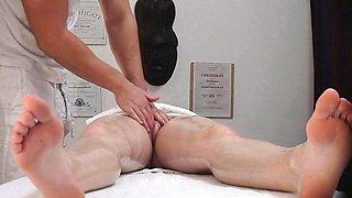 Romantic Massage Turns into Hardcore Sex