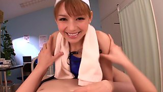 Tina Yuzuki in My Girlfriend is Teacher part 3.1