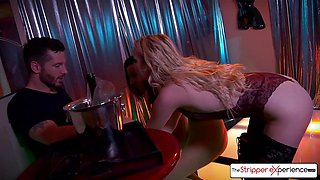 The Stripper Experience - Jersey fuck Sophia and Iris