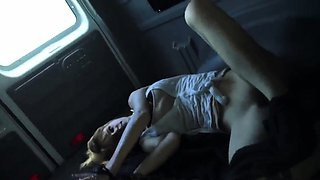 Fucking machine squirt teen Helpless teen Lily Dixon is lost