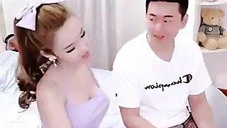 Chinese cute TS