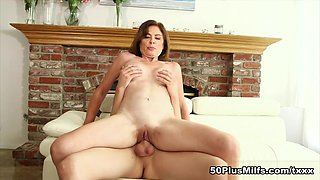 The anal MILF and the pool boy - Cashmere and Rion King - 50PlusMILFs