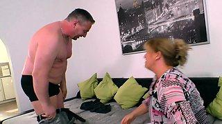 german big boobs mature housewife chubby milf