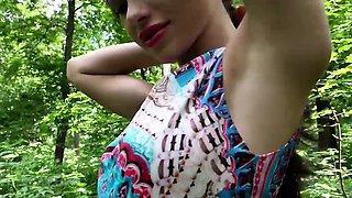Mofos - Public Pick Ups - Russian Brunette Fu