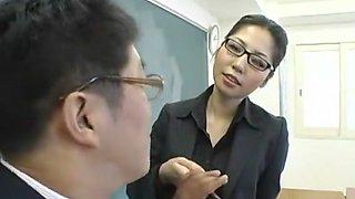 Fabulous Japanese chick Tohko Yamamoto in Best Fetish, Facial JAV video