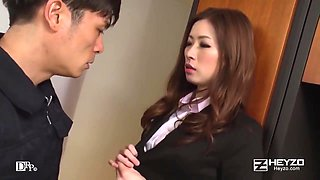 Maiko Saegimi After 6 Horny Office Ladys Secret