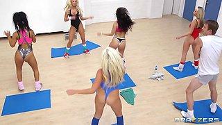 Need A Private Aerobics Lesson?