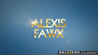 Brazzers - Mommy Got Boobs - Alexis Fawx Mike Mancini - The Big Stiff - Trailer preview