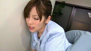 Best Japanese model Rico Yamaguchi in Exotic Cougar, Blowjob/Fera JAV scene