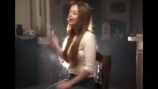 my sister Anna mimi movies of her smoking Fetish habitats