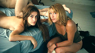 Emma De Caunes Joanna Preiss in french movie Ma Mere sex