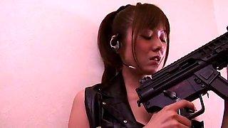 Best Japanese girl Yuma Asami, Akiho Yoshizawa in Horny Masturbation, Dildos/Toys JAV movie