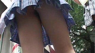 Cosplay Porn: 3 School Girls part 1