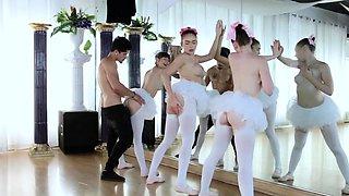 Student party cum Ballerinas