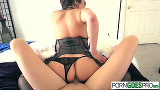 PornGoesPro - Christiana Cinn is pounded by a big dick