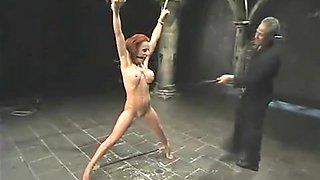 Water bondage - Shannon Kelly